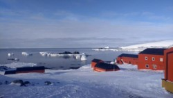 Desde el viernes se produjeron una serie de terremotos en la Antártida. Uno de ellos se desarrolló este domingo a las 7.30 y fue de una escala de 5.1° en la escala de Richter.