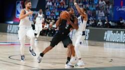 Leonard la rompió con 33 puntos, 13 rebotes y 7 asistencias para el triunfo de Los Angeles Clippers.