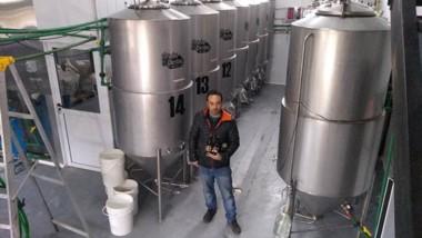 """Emprendedor. Pablo Leo es el productor de la cerveza """"Murrayana"""" y cuenta los secretos de la iniciativa."""