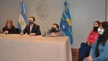 En sociedad. El municipio lanzó otra iniciativa con anclaje solidario.