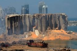 La destrucción y la desolación vuelven a ser parte del paisaje de la castigada capital libanesa.