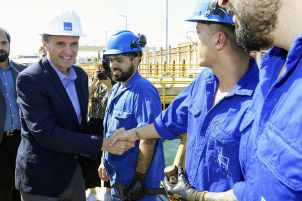 """Para Katopodis el acuerdo con los bonistas """"posibilita el trabajo para los argentinos"""""""