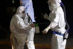 Hay 1219 pacientes internados en terapia, récord desde el inicio de la pandemia.