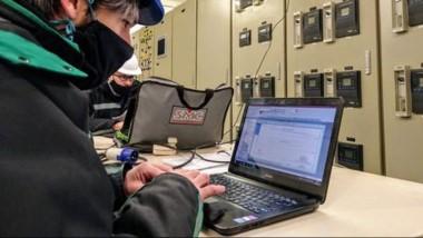 Desde el área de energía de Servicoop trabajan en control de estaciones.