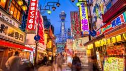 Osaka es considera una ciudad futurista. Ahora, un efecto