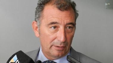 Daniel Báez. Fiscal de la causa.
