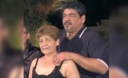 Kity y su esposo, Raúl Machuca, se hicieron el test de la enfermedad y el resultado fue positivo. Hace rato que no tiene contacto con Diego.