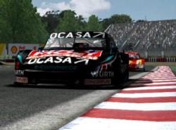 Pernía ganó en Neuquén y gritó campeón en el TC Virtual.