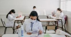 Mañana iniciarán las clases en unos departamentos de la provincia de San Juan.