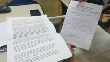 Belén, internada, relató a Jornada su dramática situación. El diagnóstico médico y el crudo relato .