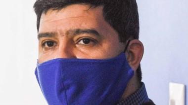 Ariel Urbano, director del hospital Isola de Puerto Madryn.