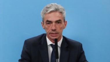 Ministro de Transporte de la Nación, Mario Meoni