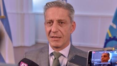 Confirmaciones. El gobernador participó de los anuncios realizados por el presidente Alberto Fernández.