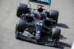 Lewis Hamilton vuelve a batir a Bottas para llevarse una nueva pole.