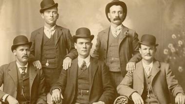 La Wild Bunch que asaltó trenes, bancos y comercios en EEUU.