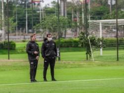 El conjunto guaraní es dirigido por el técnico argentino Ramón Díaz.