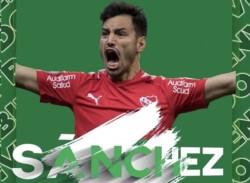 Elche oficializó a Sanchez Miño como refuerzo del club.