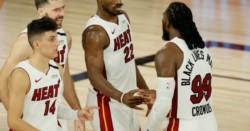 Los Heat vencieron a Boston Celtics por 117 a 114 en el primer mano a mano de la finalísima de la Conferencia.