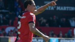 El madrynense jugó 22 partidos como titular en Newell's, con 5 goles, en la pasada temporada.
