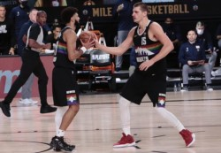 Nuggets, finalistas del oeste, primeros en la historia en dar vuelta dos 1-3 en la historia de la NBA.