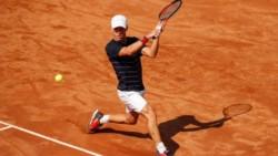 Diego Schwartzman sobrevive (estaba 2-4 en el 3ro) y está entre los ocho mejores del Masters 1000 de Roma.