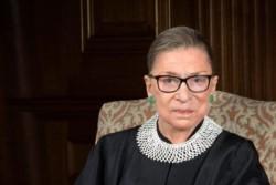 Ginsburg logró un estatus de ícono, particularmente entre los abogados jóvenes, y sus disensiones aumentaron su prominencia.