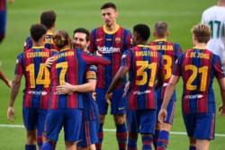Con un gran partido de Leo Messi y un golazo de Griezmann, el Barcelona de Koeman le ganó 1-0 al Elche