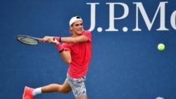 Londero, eliminado del US Open: perdió en cinco sets ante Coric.