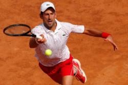 Nole se metió en la definición del Masters 1000 de Roma, buscando su 5° título en este torneo.