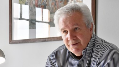 Defensor. Pérez Galimberti explicó que Vosecky sólo intentó cerrar una operación clave para el municipio.