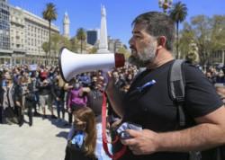 Marchas similares se realizaron en otros puntos del país como Mar del Plata, La Plata, Córdoba, Santa Fe, Rosario, Posadas, Puerto Madryn, Salta y Neuquén con las consignas