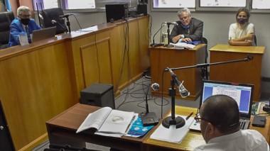 El fiscal Fabián Moyano sostuvo que existen pruebas del delito penal.