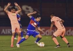 Tigre se quedó con un empate que lo dejó virtualmente afuera de octavos.