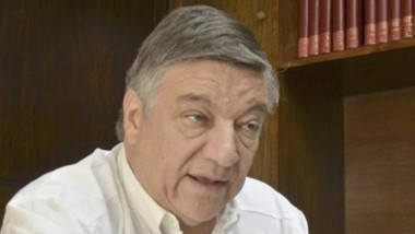 Juan Carlos Herrera, presidente del Colegio Médico del Sur del Chubut.