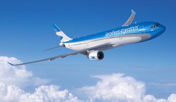 Aerolíneas anunció más de 65 vuelos internacionales para octubre