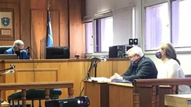 El juez Castro rechazó el planteo sobre si era una contravención.