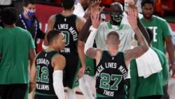 Celtics se impone al Heat de Miami y se mantiene con vida en la Final del Este.