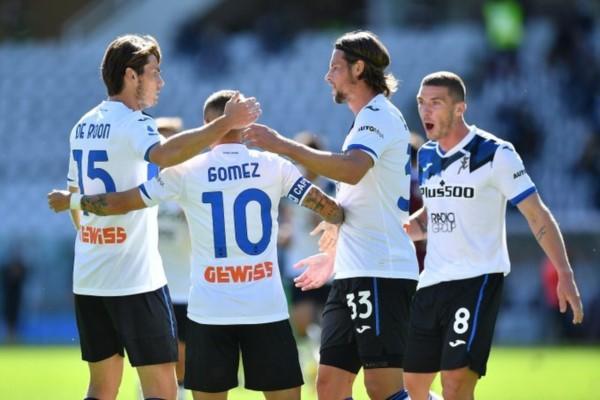 Papu Gómez y Muriel jugaron un partidazo y los de Bérgamo derrotaron 4-2 al Torino como visitante en el debut.