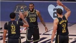 os Angeles Lakers derrotaron 4-1 a Denver Nuggets y luego de 10 años vuelven a una final de NBA.