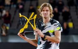 Rublev ganó su 5º título  ATP y se tansformó en el primer tenista ruso en salir campeón del certamen desde Davydenko en 2009.