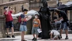 Sanidad ultima la forma de intervenir sanitariamente Madrid ante la gravedad de la crisis del coronavirus.