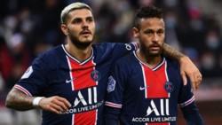 Doblete de Mauro Icardi para sentenciar el 2-0 de los campeones sobre el Stade Reims.