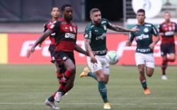 El encuentro por el Brasileirao terminó 1-1. El Mengao debió jugar con algunos juveniles.