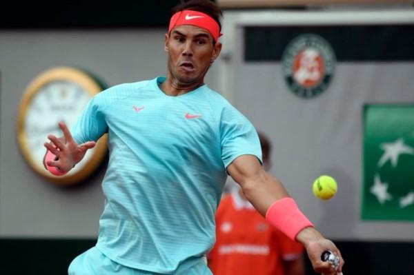Nadal llegó a 276 victorias en los Grand Slam (3ª marca) y mejoró su increíble récord en París a 94-2, con el récord de victorias allí.