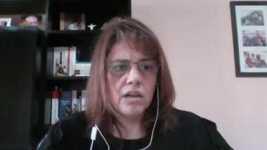 Mirta Moreno, jueza de la causa.