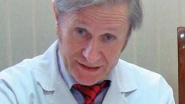El infectólogo Jorge Brugna de Comodoro Rivadavia