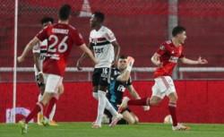 El equipo de Gallardo venció a San Pablo y lo dejó afuera de la Copa, por primera vez en 33 años en fase de grupos.