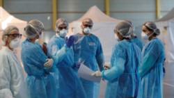 Hay 2.425 pacientes internados en terapia, la cifra más alta desde que inició la pandemia.