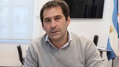 El intendente Juan Pablo Luque firmó la moratoria.