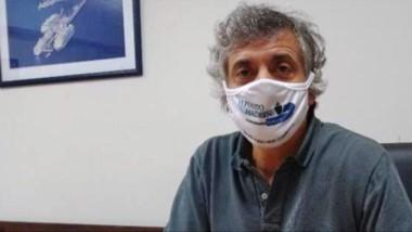 Enrique Calvo, titular de la Administración Portuaria de Puerto Madyrn, brindó la novedad en cuestión.